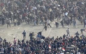 egipto rebelión